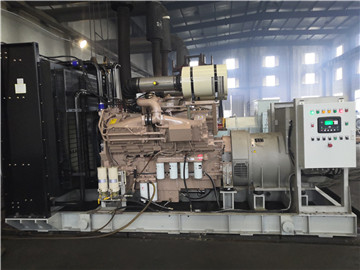 What are the characteristics of generator air cooling?