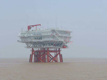 Jiaxing No. 1 Offshore booster Station project